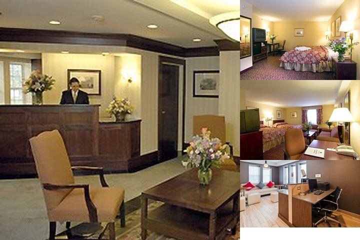 Best Western Plus Fairfield Hotel photo collage