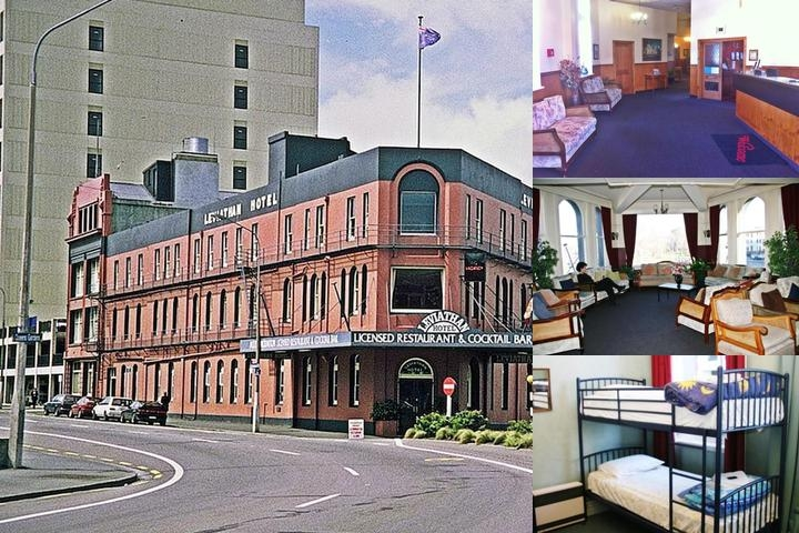 Leviathan Heritage Hotel Dunedin photo collage