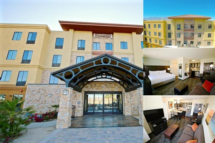 Staybridge Suites Palm Springs Golf Resort photo collage