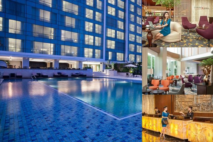 Crowne Plaza Bandung photo collage