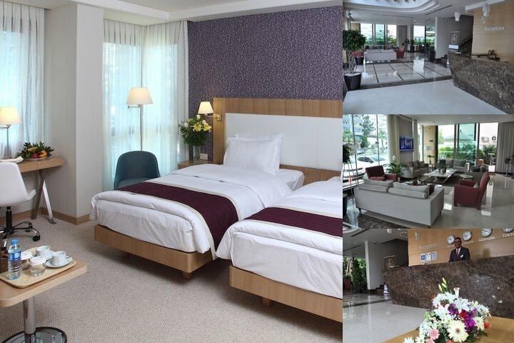 Masel Hotel photo collage