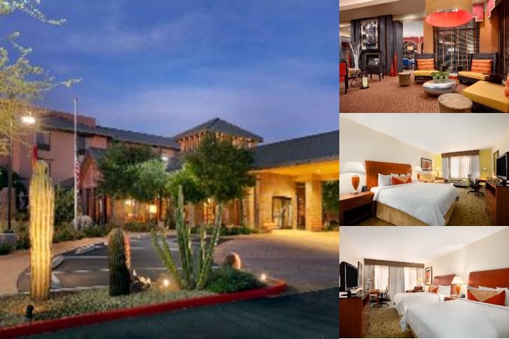 Hilton Garden Inn Scottsdale North/Perimeter Center photo collage