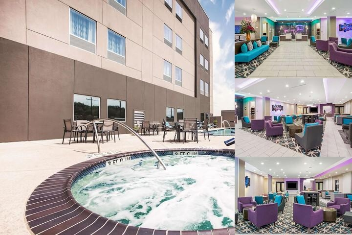 La Quinta Inn & Suites Mcallen La Plaza Mall photo collage