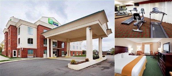 Holiday Inn Express White House photo collage