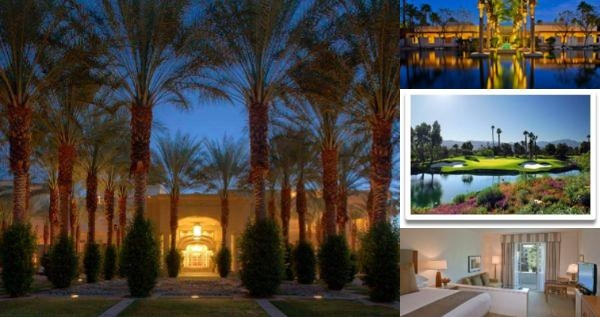 Hyatt Regency Indian Wells Resort & Spa photo collage