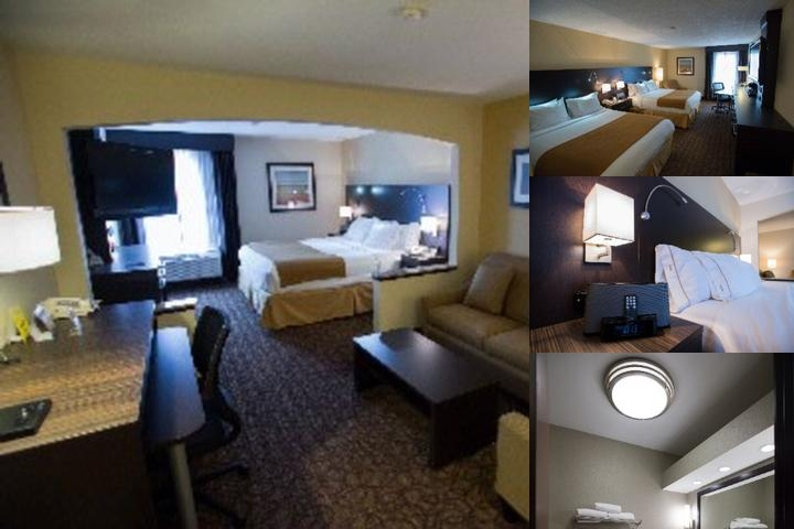 Holiday Inn Express & Suites Topeka West I 70 Wanamaker photo collage