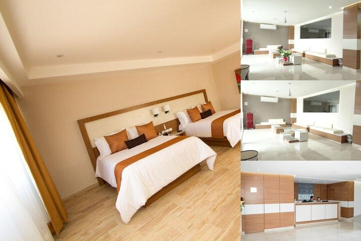 Hotel Soleil Business Class photo collage