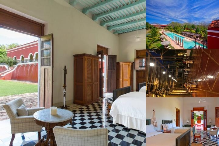The Haciendas photo collage