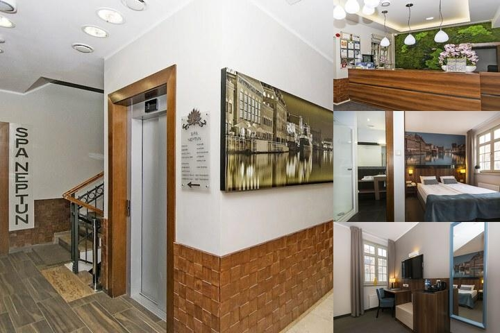 Aparthotel Neptun photo collage