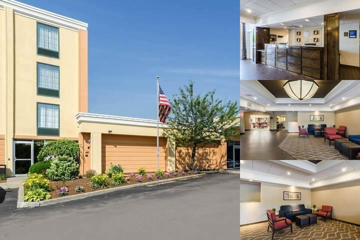 Comfort Inn Randolph photo collage