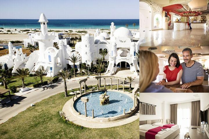 Robinson Club Djerba Bahiya All Inclusive photo collage