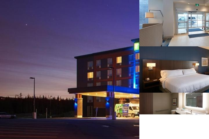 Holiday Inn Express & Suites St. John's Airport photo collage