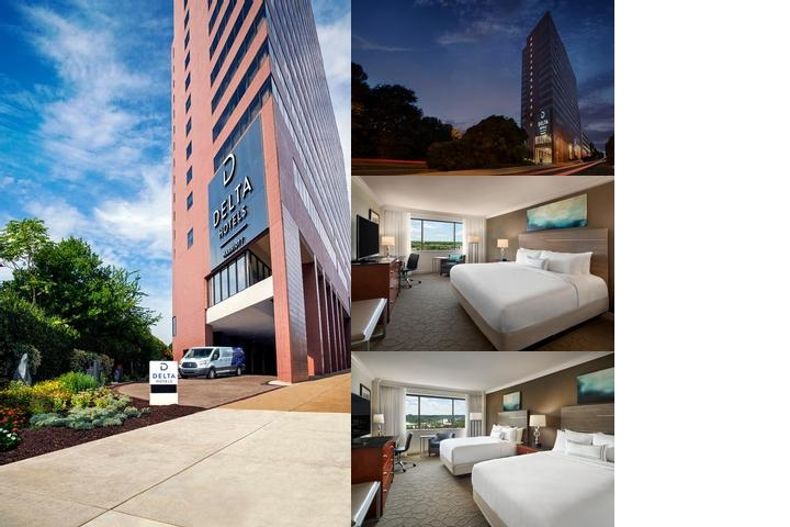 Crowne Plaza Richmond Downtown photo collage