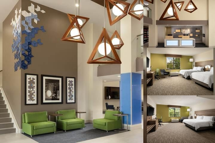 Holiday Inn Express & Suites Dfw North photo collage