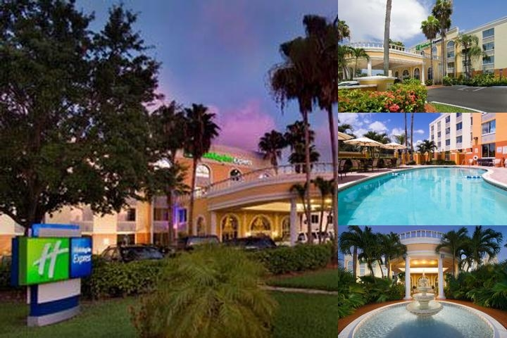 Holiday Inn Express Miami Doral photo collage
