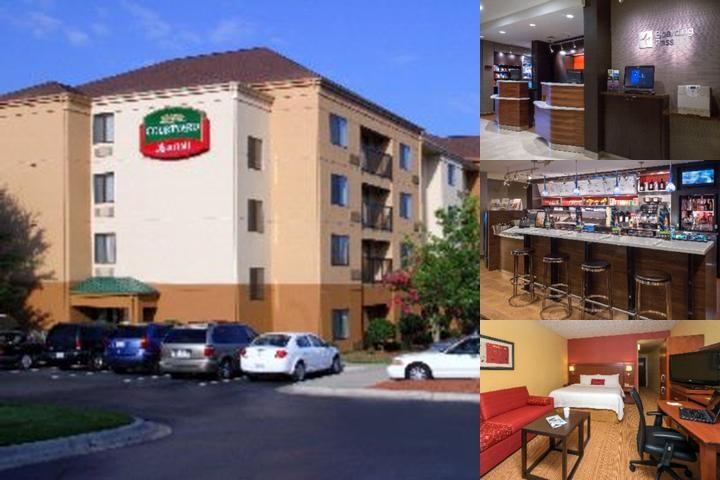 Courtyard by Marriott Hanes Mall photo collage