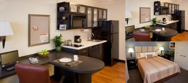 Des Moines Candlewood Suites photo collage