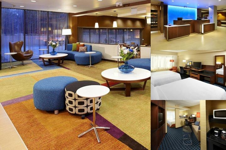 Fairfield Inn & Suites Parsippany photo collage