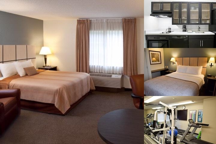Candlewood Suites Wichita Airport photo collage