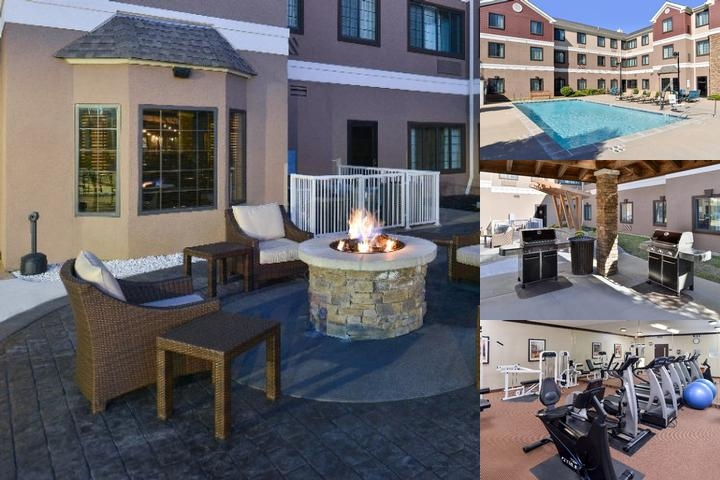 Staybridge Suites O'fallon Chesterfield photo collage