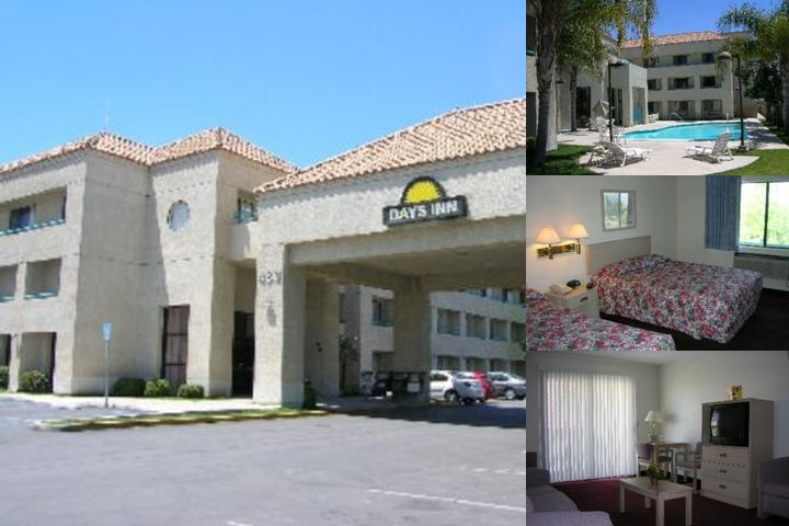 Red Lion Inn & Suites Perris photo collage