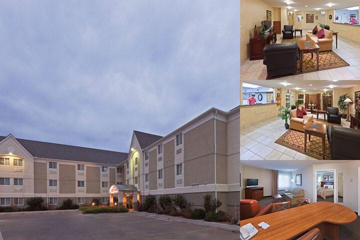 Candlewood Suites Wichita Falls at Maurine Street photo collage