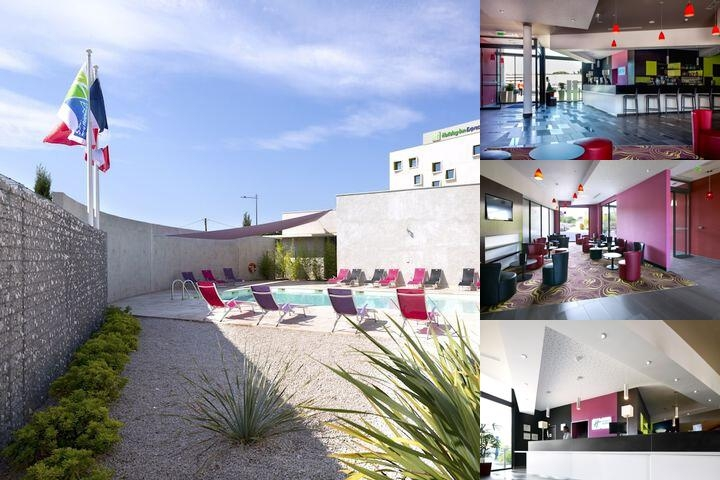Holiday Inn Express Montpellier Odysseum photo collage
