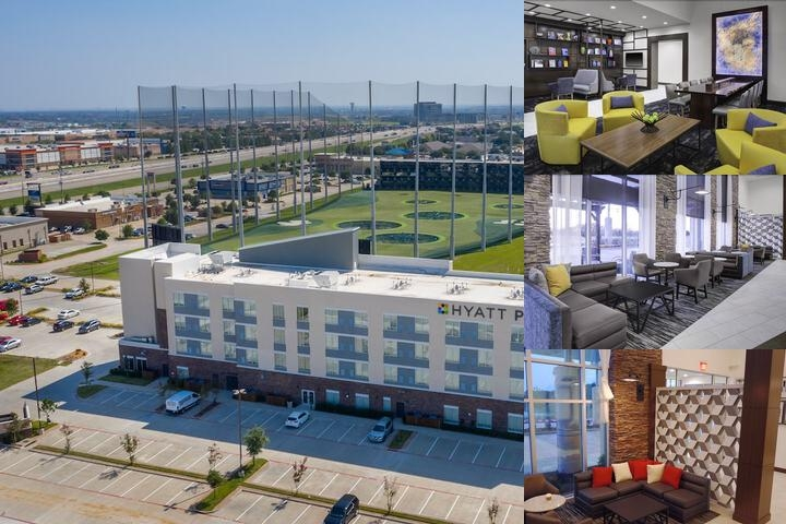 Hyatt Place Dallas / The Colony photo collage