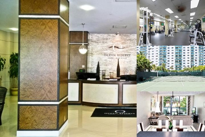 Sunny Isles Suites photo collage