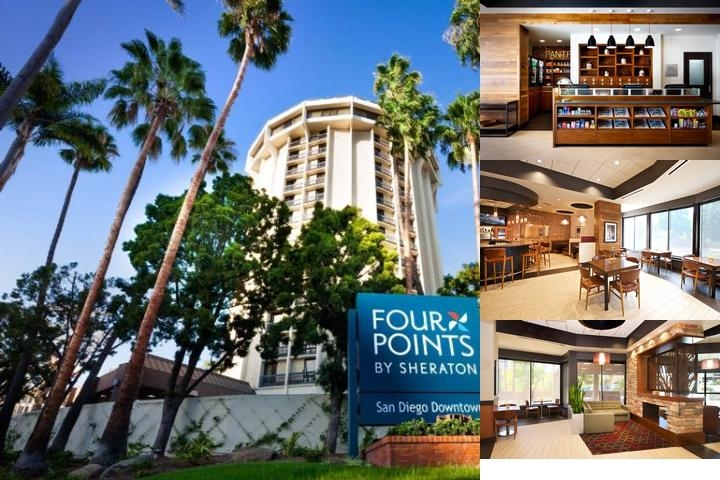 Four Points by Sheraton Downtown San Diego photo collage