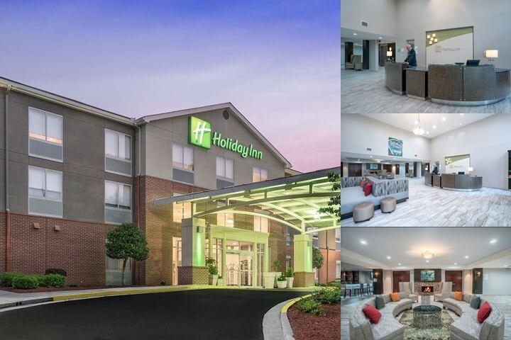 Holiday Inn Atlanta Roswell photo collage