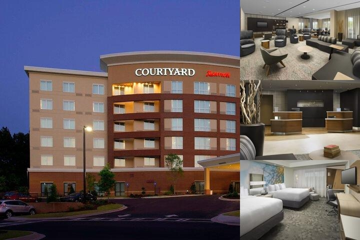 Marriott Courtyard Atlanta Duluth Sugarloaf photo collage