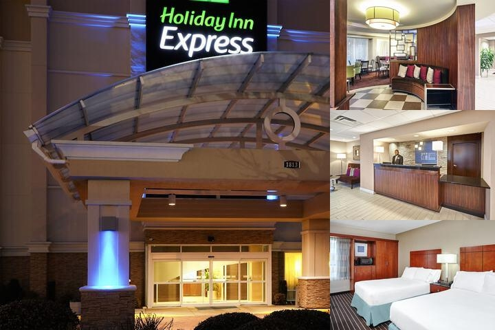 Holiday Inn Express Hampton Coliseum Central photo collage