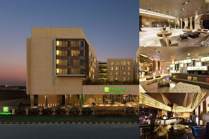 Holiday Inn New Delhi International Airport photo collage