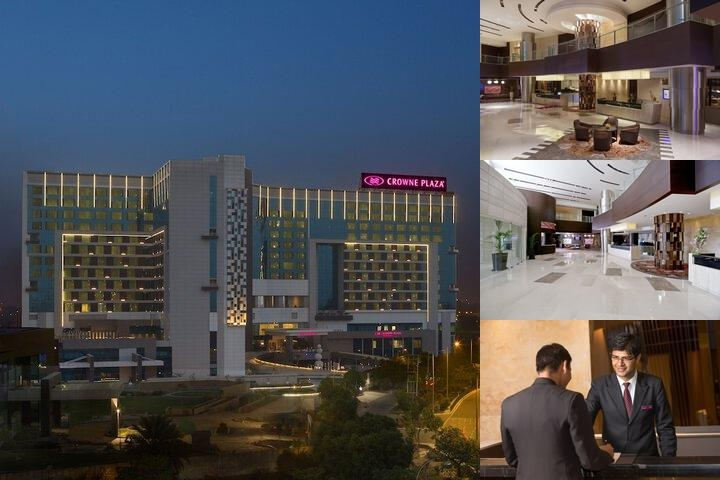 Crowne Plaza Greater Noida photo collage