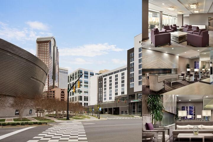 Embassy Suites by Hilton Charlotte Uptown photo collage
