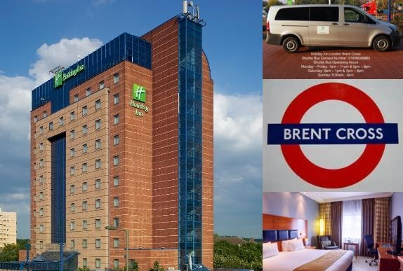 Holiday Inn London Brent Cross photo collage