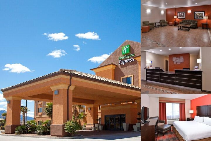Holiday Inn Express Hotel & Suites Kingman photo collage