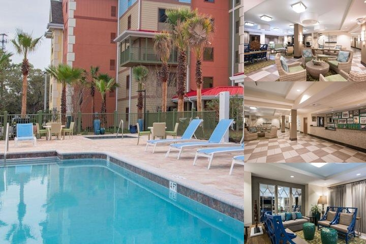 Tryp by Wyndham Sebastian St. Augustine photo collage