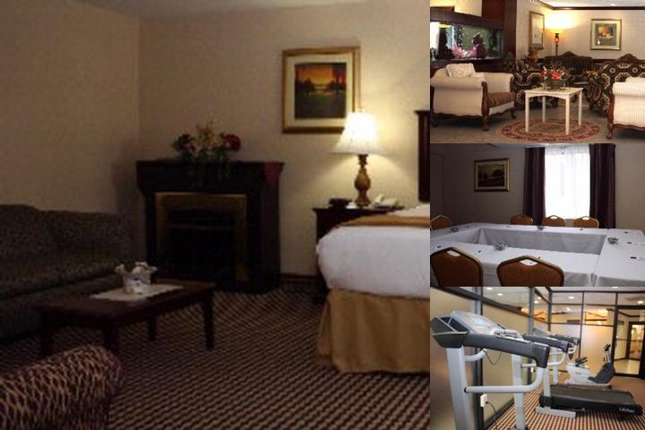 Holiday Inn Express Paramus Photo Collage