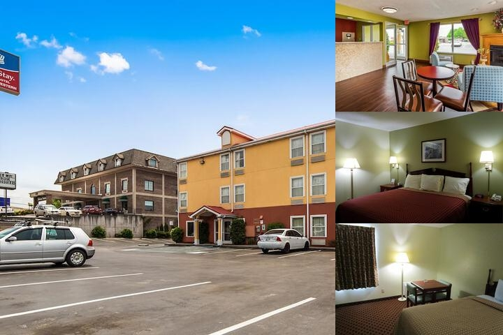 SureStay Plus Hotel by Best Western Chattanooga photo collage