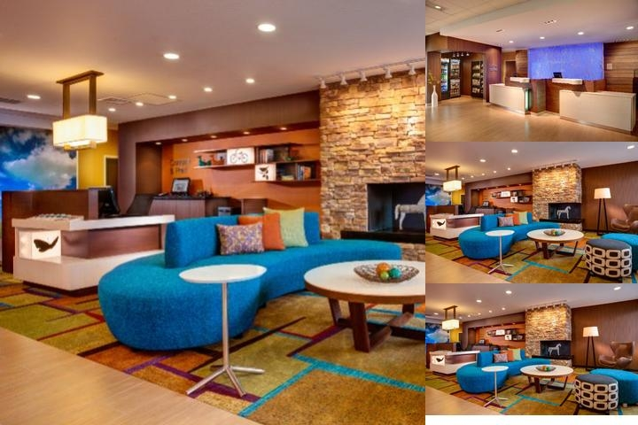 Fairfield Inn & Suites Atlanta Stockbridge photo collage