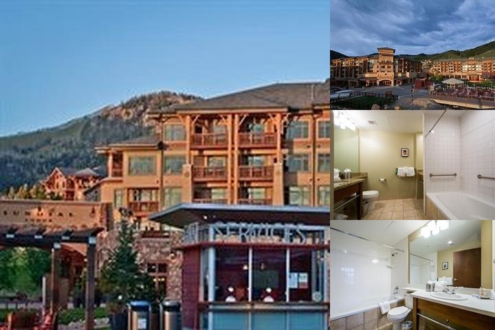 Sundial Lodge by All Seasons Resort Lodging photo collage