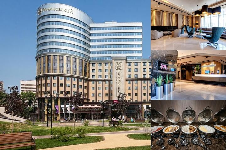 Mercure Voronezh Center photo collage