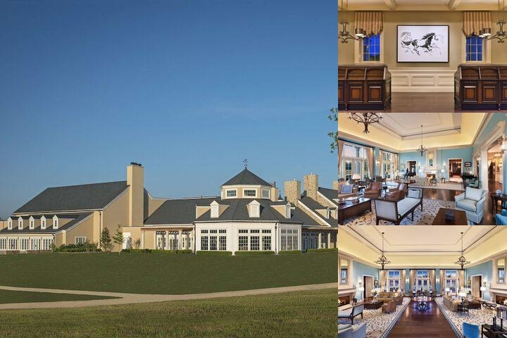 Salamander Resort & Spa photo collage