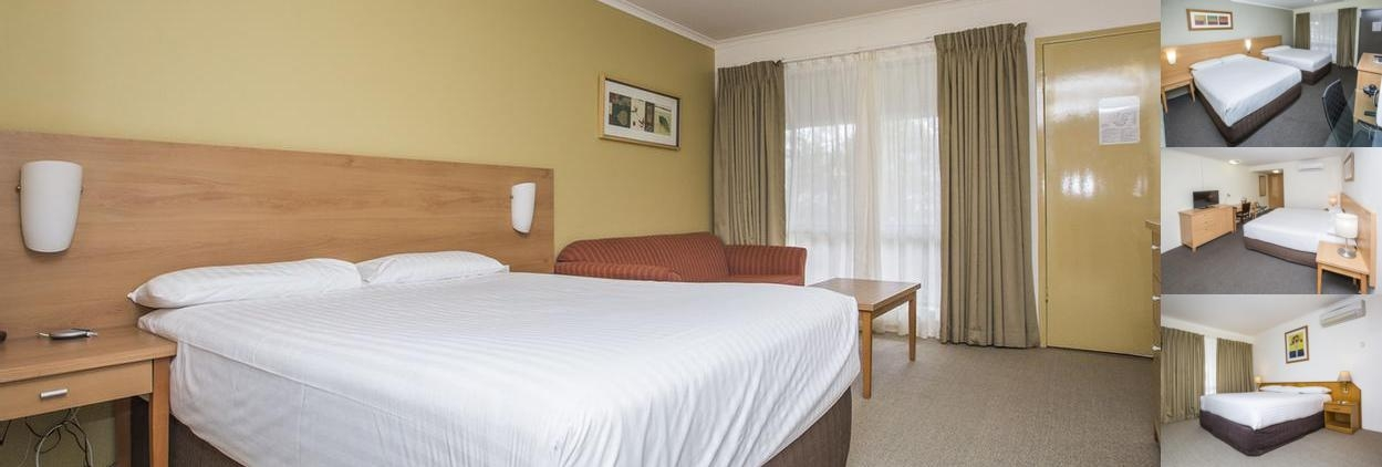 Ibis Styles Canberra Eaglehawk photo collage