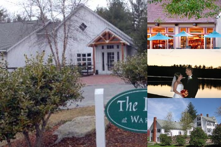 Warren Conference Center & Inn photo collage