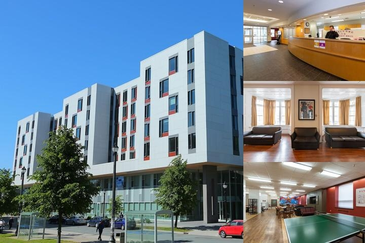 Dalhousie University Summer Accommodations photo collage