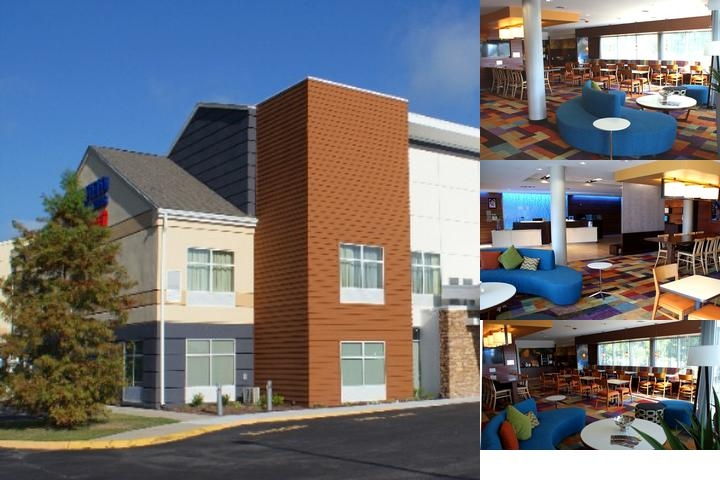 Fairfield Inn & Suites by Marriott Chesapeake Suffolk photo collage
