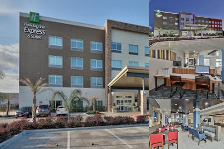 Holiday Inn Express Houston E Beltway 8 photo collage